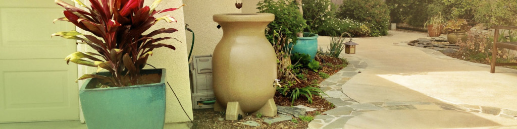 Free Rain Barrels and Rebates for San Diego County Homeowners