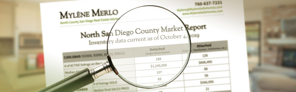 North County San Diego Real Estate Market Report – November 2017