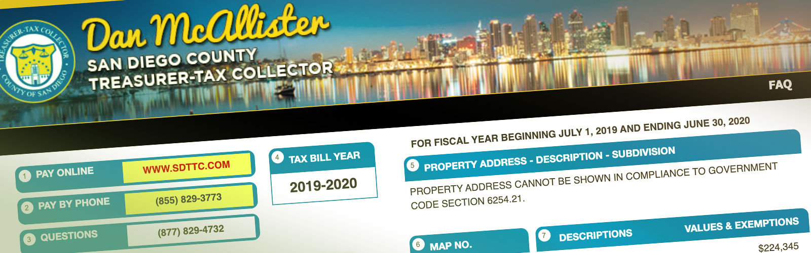 Property Tax Calculation For San Diego Real Estate Tips For Homeowners